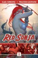Red Sonja Volume 1: Queen Of Plagues - Jenny Frison, Walter Geovanni, Gail Simone