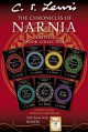 The Chronicles of Narnia Complete 7-Book Collection with Bonus Book: Boxen - C.S. Lewis, Pauline Baynes