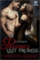 Passion's Last Promise (Club Aegis) - Christie Adams