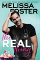 The Real Thing (Sugar Lake Book 1) - Melissa Foster