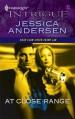 At Close Range - Jessica Andersen