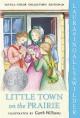 Little Town on the Prairie - Laura Ingalls Wilder
