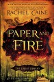 Paper and Fire: The Great Library - Rachel Caine