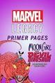Moon Girl and Devil Dinosaur - Marvel Legacy Primer Pages (Moon Girl and Devil Dinosaur (2015-)) - Robbie Thompson, Val Staples;Emiliano Santalucia;Marco Failla