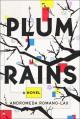 Plum Rains: A Novel - Andromeda Romano-Lax
