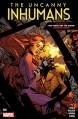 Uncanny Inhumans (2015-) #8 - Charles Soule, Mahmud A. Asrar, Kev Walker