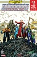 Guardians of the Galaxy (2015-) #15 - Brian Bendis, Valerio Schiti, Arthur Adams