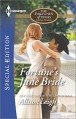 Fortune's June Bride (The Fortunes of Texas: Cowboy Country) - Allison Leigh