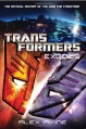 Transformers: Exodus: The Official History of the War for Cybertron - Alex Irvine