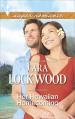 Her Hawaiian Homecoming (Harlequin Large Print Super Romance) - Cara Lockwood