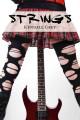Strings (Hard Rock Harlots, #1) - Kendall Grey