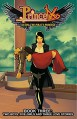 Princeless: Raven the Pirate Princess Book 3: Two Boys, Five Girls, and Three Love Stories - Jeremy Whitley