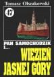 Pan Samochodzik i więzień Jasnej Góry - Tomasz Olszakowski