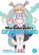 Miss Kobayashi's Dragon Maid Vol. 2 - Coolkyoushinja