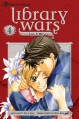 Library Wars: Love & War, Vol. 4 - Kiiro Yumi, Hiro Arikawa, Kinami Watabe
