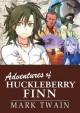 The Adventures of Huckleberry Finn - Mark Twain, Crystal Chan