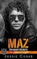 MAZ: Westside Skulls Motorcycle Club (Westside Skulls MC Romance Book 6) Kindle Edition - Jessie Cooke