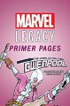 Gwenpool, The Unbelievable - Marvel Legacy Primer Pages (Gwenpool, The Unbelievable (2016-)) - Robbie Thompson, Mark Bagley