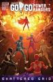 Saban's Go Go Power Rangers #9 - Ryan Parrott