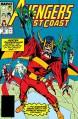 Avengers West Coast (1985-1994) #52 - John Byrne, John Byrne