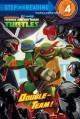 Double-Team! (Teenage Mutant Ninja Turtles) - Christy Webster, Patrick Spaziante