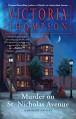 Murder on St. Nicholas Avenue (Gaslight Mystery) - Victoria Thompson