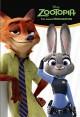 Zootopia Junior Novelization (Disney Zootopia) - Suzanne Francis