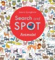 Search and Spot: Animals! - Laura Ljungkvist