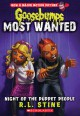 Night of the Puppet People (Goosebumps Most Wanted #8) - R.L. Stine