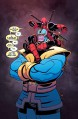 DEADPOOL VS THANOS #3 (OF 4) - Marvel Comics