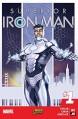 Superior Iron Man (2014-2015) #1 - Tom Taylor, Yildiray Cinar, Mike Choi