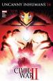 Uncanny Inhumans (2015-) #14 - Charles Soule, Ryan Stegman, Carlos Pacheco