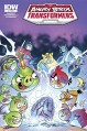 Angry Birds Transformers #1 (Of 4) 9.4 + NM + 11/26/14+ IDW - John Barber