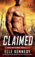 Claimed: An Outlaws Novel (The Outlaws Series) - Elle Kennedy