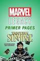 Doctor Strange - Marvel Legacy Primer Pages (Doctor Strange (2015-)) - Robbie Thompson, Niko Henrichon