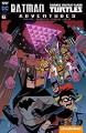 Batman/Teenage Mutant Ninja Turtles Adventures #6 - Matthew K. Manning, Jon Sommariva