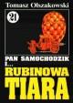 Pan Samochodzik i rubinowa tiara - Tomasz Olszakowski