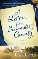 A Letter from Lancaster County (Lancaster Discoveries) - Kate Lloyd