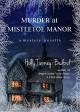 Murder at Mistletoe Manor: A Mystery Novella - Holly Tierney-Bedord