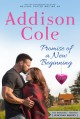 Promise of a New Beginning (Sweet with Heat: Weston Bradens Book 5) - Addison Cole