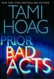 Prior Bad Acts (Kovac and Liska #3) - Tami Hoag