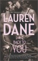 Back to You - Lauren Dane