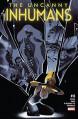 Uncanny Inhumans (2015-) #16 - Charles Soule, RB Silva, Jeff Dekal