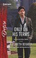 Only on His Terms (The Accidental Heirs) - Elizabeth Bevarly