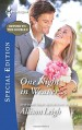 One Night in Weaver... (Return to the Double C) - Allison Leigh