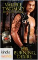 Dallas Fire & Rescue: His Burning Desire (Kindle Worlds Novella) (Sparks Of Desire Book 1) - Valerie Twombly
