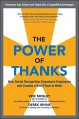 The Power of Thanks: How Social Recognition Empowers Employees and Creates a Best Place to Work - Eric Mosley, Derek Irvine