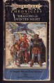 Dragons of Winter Night (Dragonlance: Chronicles #2) - Tracy Hickman, Margaret Weis