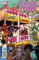 Deadpool Vs Gambit #1 Seeley Var - Marvel Comics