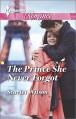 The Prince She Never Forgot (Harlequin Romance) - Scarlet Wilson